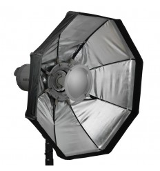 Einfach Klicken Oktagon Softbox / Beauty Dish. S-type (Bowens) Lampeinterface.