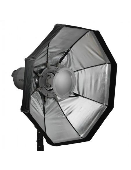 Einfach Klicken Oktagon Softbox / Beauty Dish. S-type (Bowens) Lampeinterface. 0