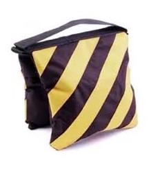 Sand Tasche mit Streifen