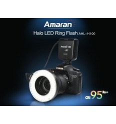 Aputure Amaran H100 (C/N-LED-Ring-Flash