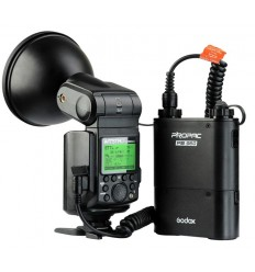 Godox Witstro AD360II E-TTL-Portable Flash & PB960 Lithium-Wählen Sie Canon Nikon el