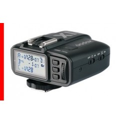 Godox X1 2.4 Ghz-Funkauslöser für Canon, Nikon, Sony, Olympus, Panasonic und Fuji