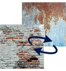 Lastolite falthintergrund Rost / Ziegel 1.5x2.1 m.