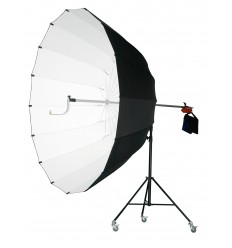 Werbung Regenschirm 180ø 2