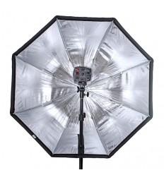 Umbrella Softbox 80 Octagon - Blitzgeräte mit Diffusor