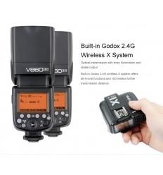 GODOX Ving 860 II Li-ion kameraflash Für Canon, Nikon, Sony, Olympus, Panasonic, Fuji-0