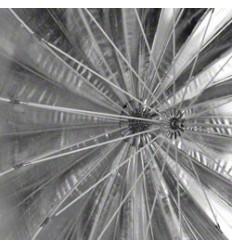 Regenschirm, 130cm Tief, Silber, top-Qualität 1