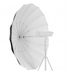Regenschirm 150cm Weiß Top-Qualität