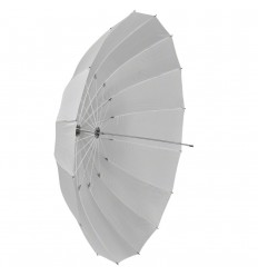 Regenschirm 150cm Weich, weiß Top-Qualität 1