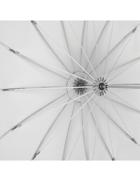 Regenschirm 165cm Tiefe Weichen, Weißen Top-Qualität 2