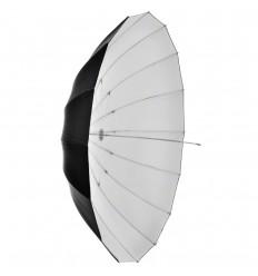 Sonnenschirm 180 cm Weiß Top Qualität