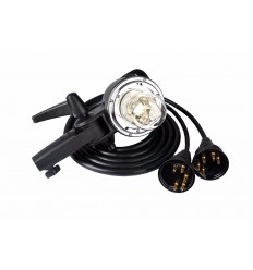 Godox AD-H1200 Remote-Head Bowens inkl. 1200Watt blitzröhren und inkl. Kabel für möglich tilkøbling von 2 pcs AD600 1