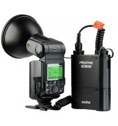 Godox Witstro AD360II E-TTL-Portable-Flash (ohne Batterie), Wählen Sie den Canon Nikon el 0