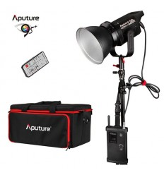 Aputure Amaran LS C120D LED-m. Tasche, CRI 97, 6000Kelvin