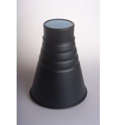 Snoot mit dem Licht der Wabe und 4 Farbfiltern - Für bowens S Bajonett 3 2 punktsfatning