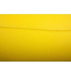 Kanvasbaggrund auf der linken Karton-core auf - 3x6m - Gelb