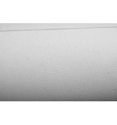Kanvasbaggrund auf der linken Karton-core auf - 3x6m - Weiß