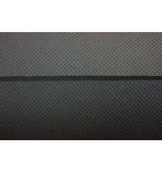 Kanvasbaggrund auf der linken Karton-core auf - 3x6m - Grau