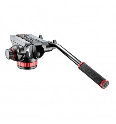 MANFROTTO Videohoved  Pro MVH502AH Flat Base
