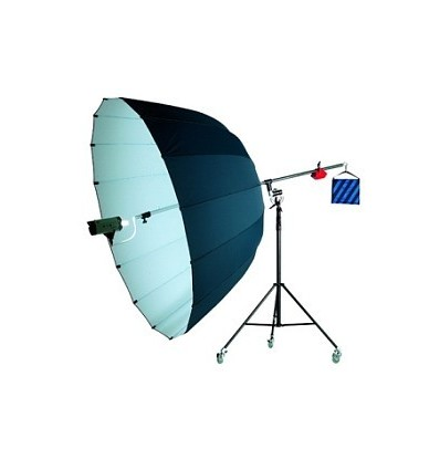 Werbung Regenschirm 180ø 3