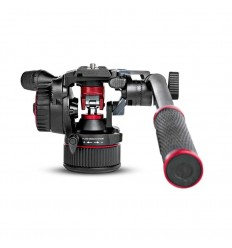 Manfrotto Videohoved Nitrotech N8 *Demo-Ware* 0