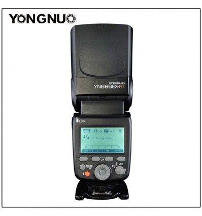 Yongnuo YN686EX-RT - supporterer Canons RT System, HSS