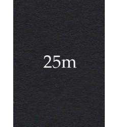 Hintergrund Papier - Farben: 44 Schwarz 2,72 x 25m extra-heavy-duty-13 kg Qualität - 200 gr. pr. kvm.