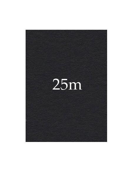 Hintergrund Papier - Farben: 44 Schwarz 2,72 x 25m extra-heavy-duty-13 kg Qualität - 200 gr. pr. kvm. 0
