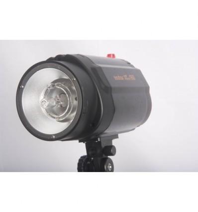 """Godox 160watt Flashlampe - Leitzahl 43 - 75watt Guidepære - Kleines universal-Lampenfassung m. built-in """"keylight"""" 0"""