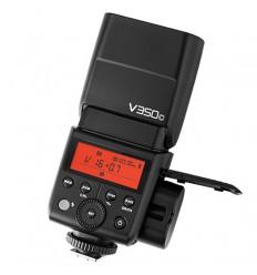 Godox Ving 350 - Kompakt-TTL Blitz für Canon, Nikon, Sony, Olympus, Panasonic und Fuji