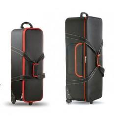 Trolley-Orange/Schwarz - Mehrere Größen